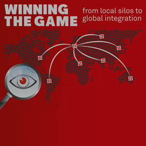 Winning the game AMEC cover